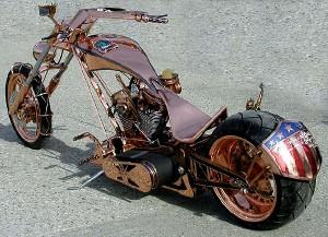 Statue of Liberty Bike